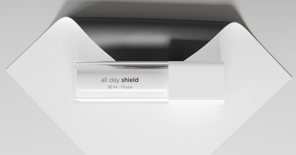 All day shieldEkseption skincare